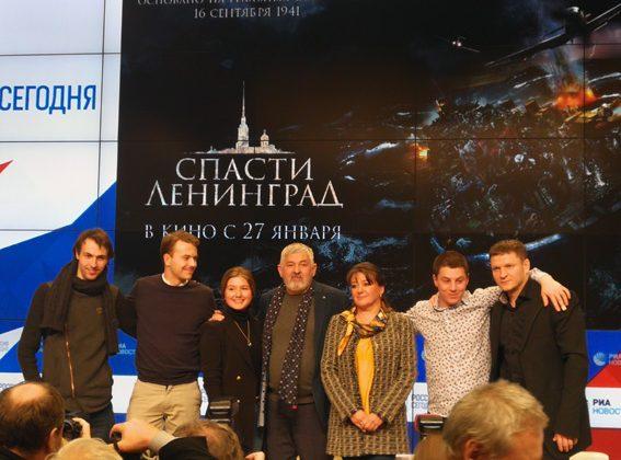 "Фильм ""Спасти Ленинград"""